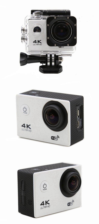 H9K WiFi Sports Action Camera 4K 24FPS 2K 30FPS