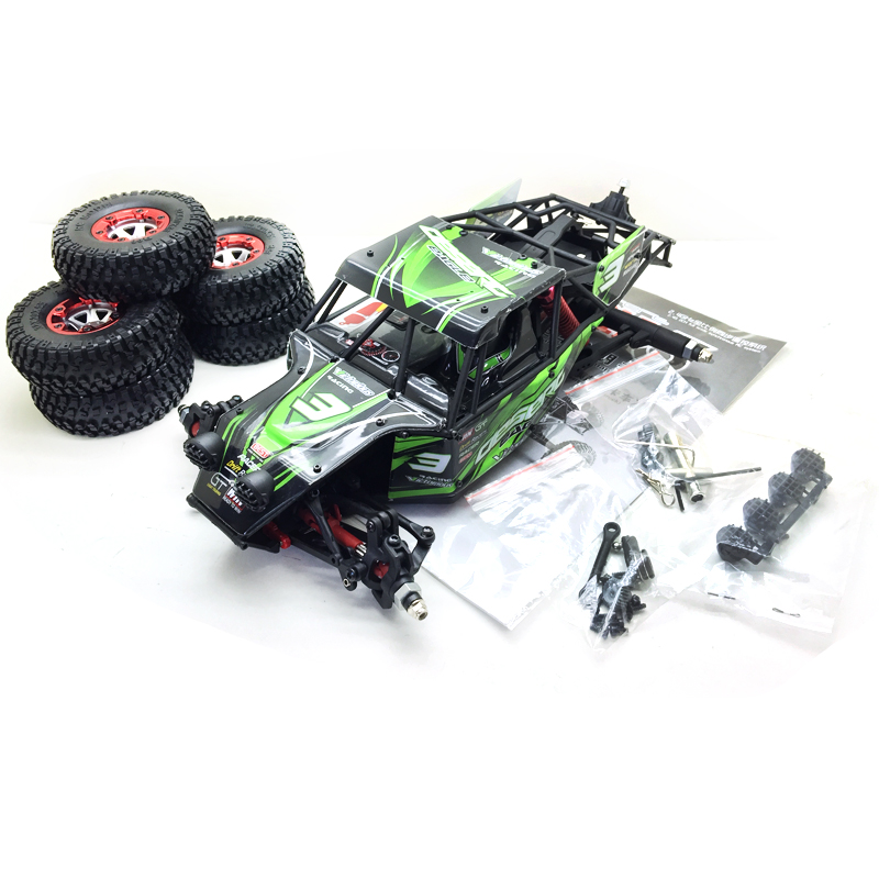 Feiyue FY-03 Eagle RC Car Kit For DIY Upgrade Without Electronic Parts - Photo: 1