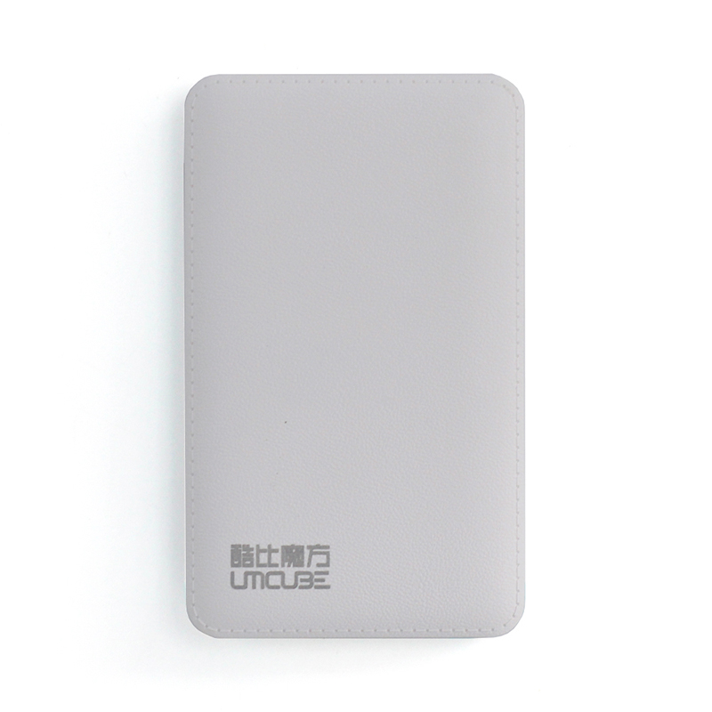 CUBE M51 5000mAh Power Bank With Micro USB 8 Pin Data Charging Cable For iPhone Samsung HUAWEI