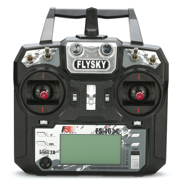 Buy Flysky FS-i6X 2.4GHz 10CH AFHDS 2A RC Transmitter With X6B i-BUS Receiver