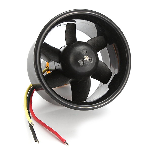 Buy QX-Motor QF2611DL 55mm 6Blades Ducted Fan With 2611-3500 3500KV Brushless Motor