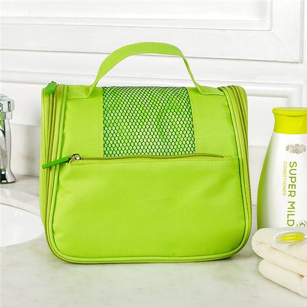 ジッパー Travel Toiletry Bags Organizer Bags Women Cosmetic Bags Waterproof Storage Bags