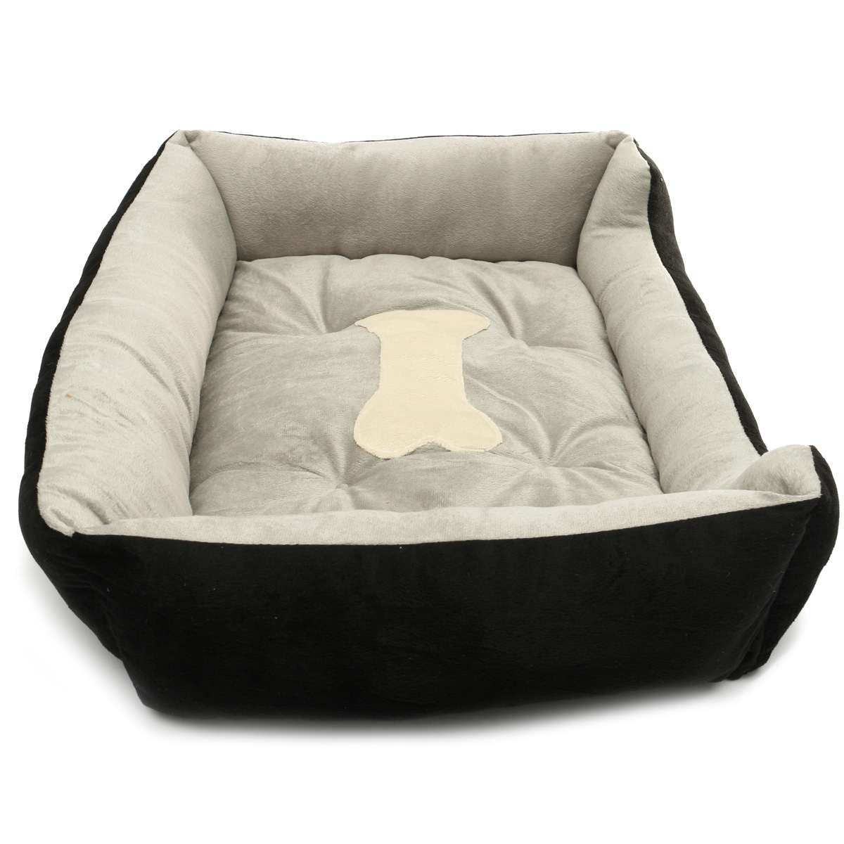 Big Size Large Pet Bed Cushion Dog Warm Nest Bed Puppy Cat Soft Fleece Cozy Mat Pad Kennel House