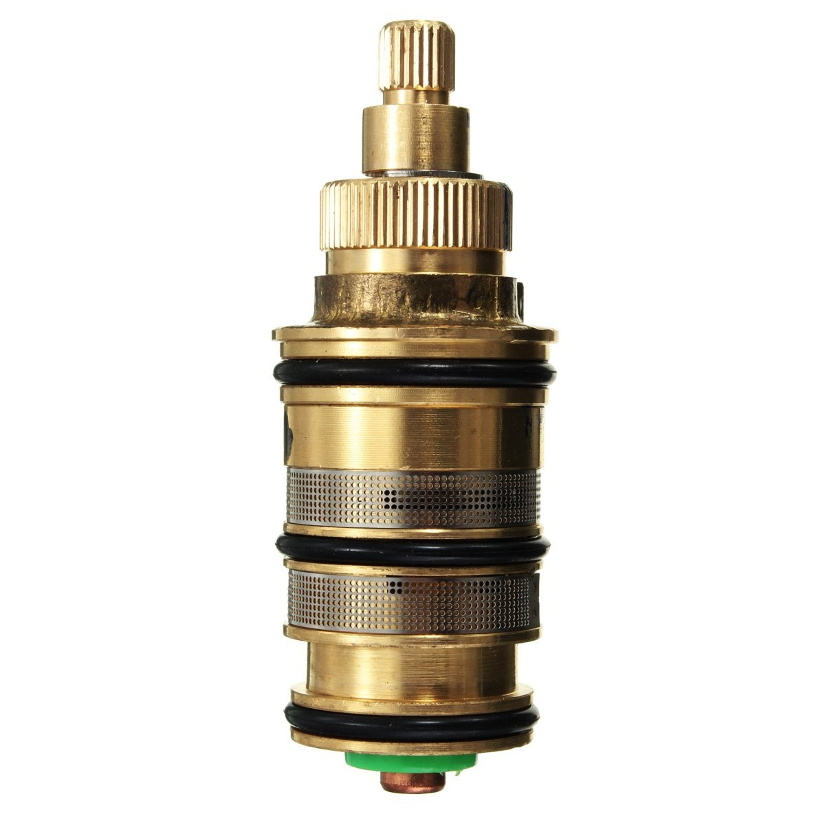 Thermostatic Mixing Valve: Brass Hot And Cold Water Mixing Valve Thermostatic