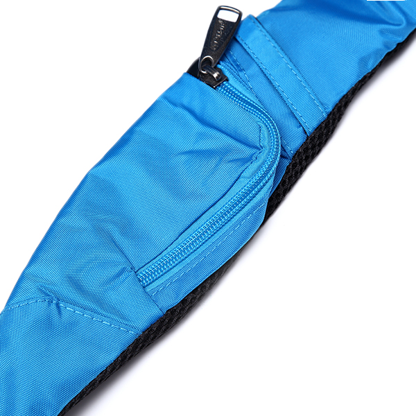 Men Terylene Waterproof Crossbody Bag Light Weight Casual Outdoor Sport Chest Bag