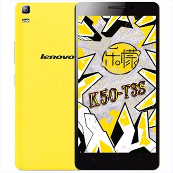 Lenovo K50-T3S 5.5-inch FHD 2GB 16GB MT6752 1.7GHz Octa-core 4G Smartphone file transfer system