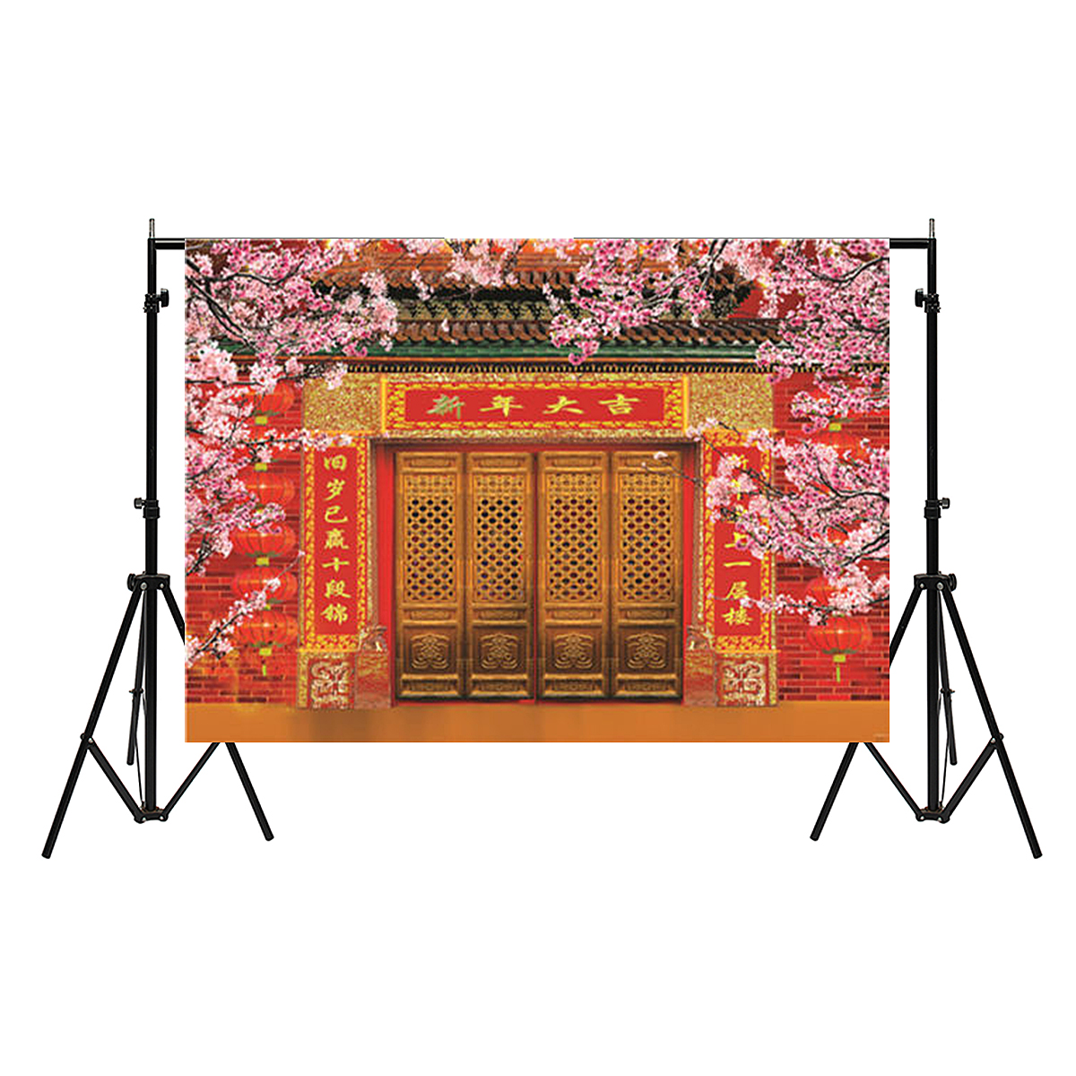 7x5ft new year photography background studio photo prop for Aita studio home decoration