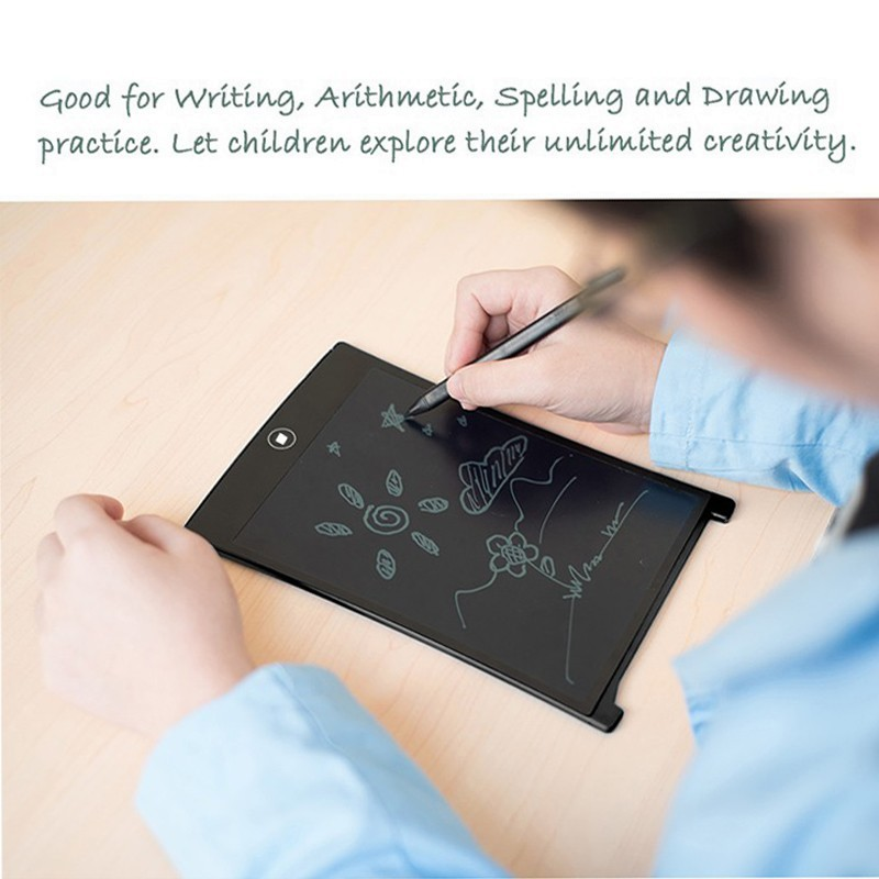 "Ultra thin 8.5"" LCD Writing Tablet Digital Drawing Tablet Handwriting Pads Board With Pen - visiocology.com - Website"