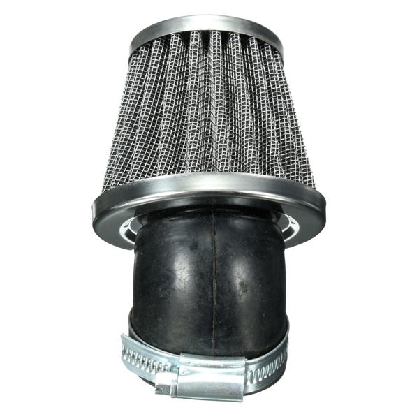 40mm 45 degree air filter black for 50cc 110cc 125cc 140cc pit dirt bike motorbike alex nld. Black Bedroom Furniture Sets. Home Design Ideas