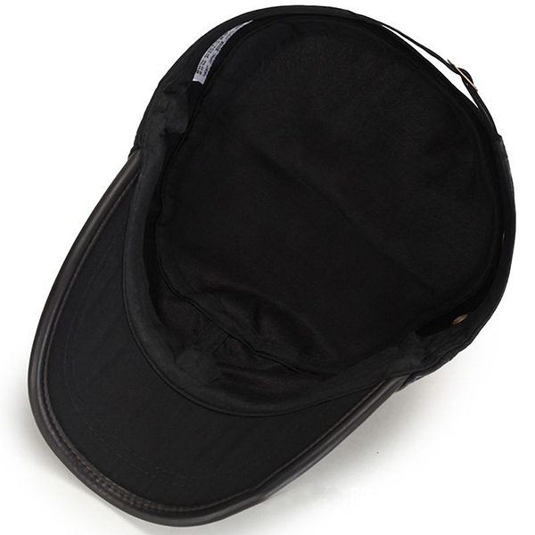 Outdoors Cotton Sunshade Baseball Cap For Mens