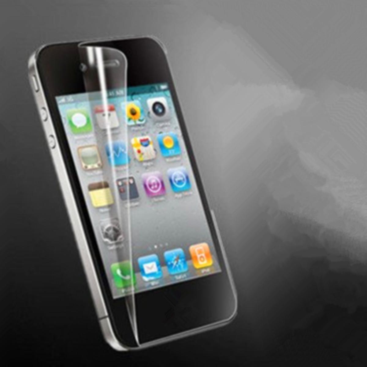 Anti Glare Scratch Matte Screen Film Guard Cover For iPhone 4S 4 4G