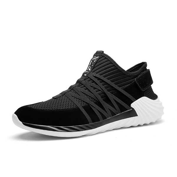 Men Casual Breathable Mesh Sports Sneakers