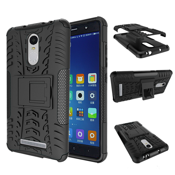 Buy Hybrid TPU + PC Protective Hard Back Case Xiaomi Redmi Note 3 Pro