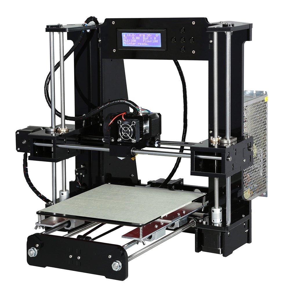 Anet A6-L5 DIY 3D Printer Kit With Auto Leveling