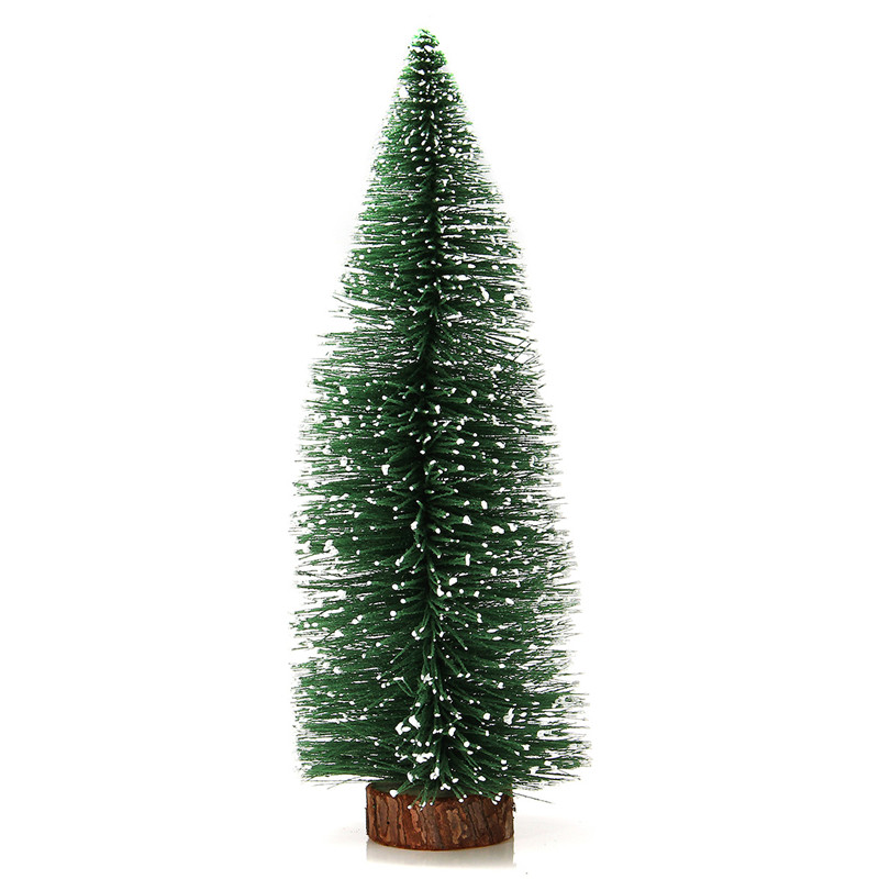 Mini Christmas Tree Home Wedding Decoration Supplies Artificial Tree A Small Pine Tree - Photo: 5