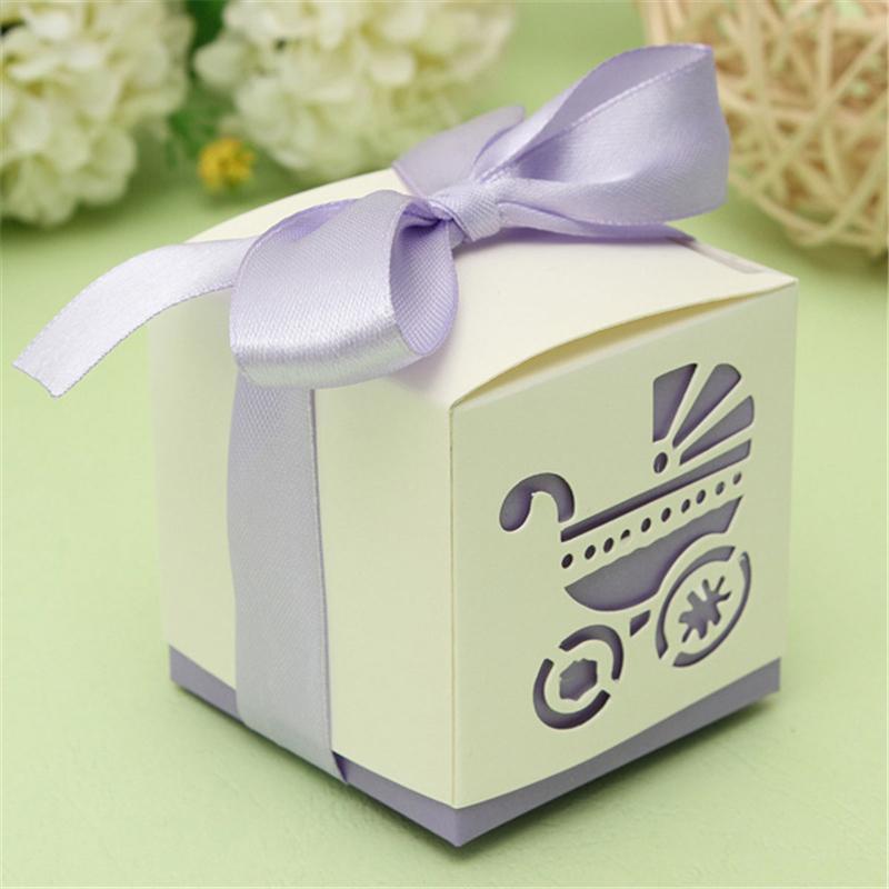 Wedding Gift Boxes Johannesburg : - Baby Stroller Candy Gift Box Wedding Baby Shower Party Gift Boxes ...
