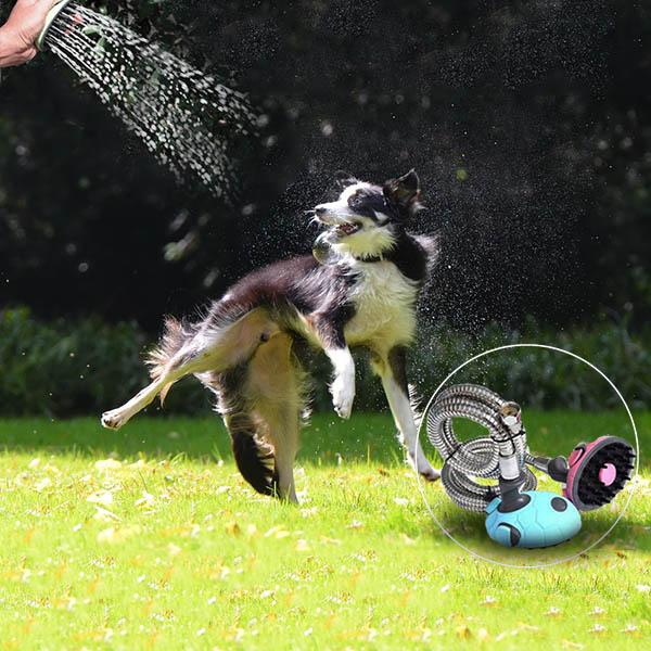 Multifunctional Pet Dog Cat Shower Head Sprayer Shampoo Brush Grooming Bath Water Spray Bathroom Sprayer