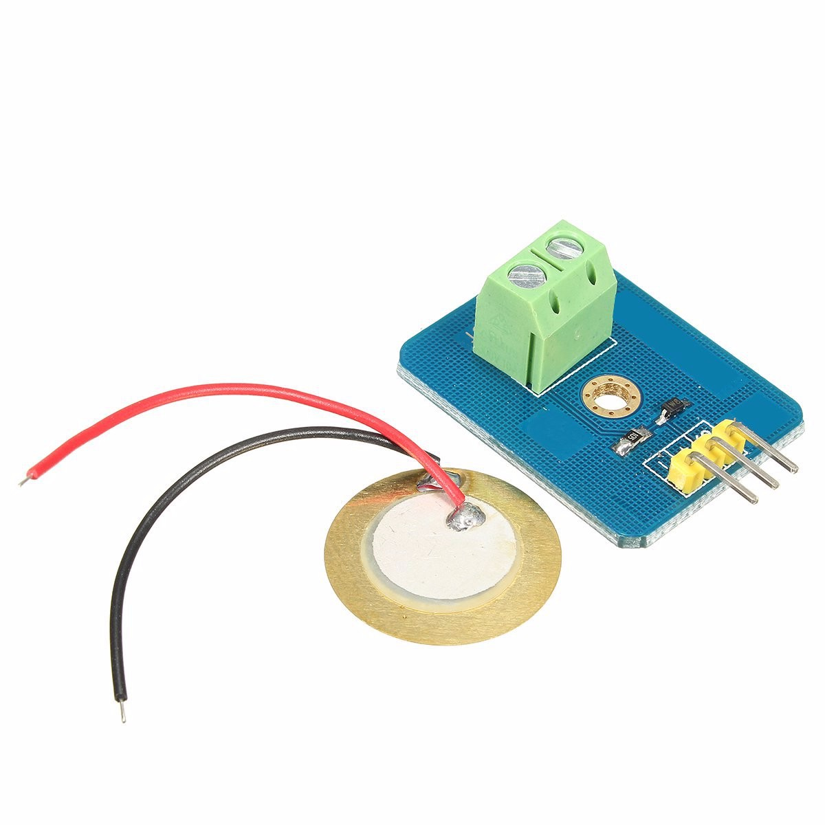 Analog Piezoelectricity Ceramic Piezo Vibration Sensor For Arduino UNO Rev3
