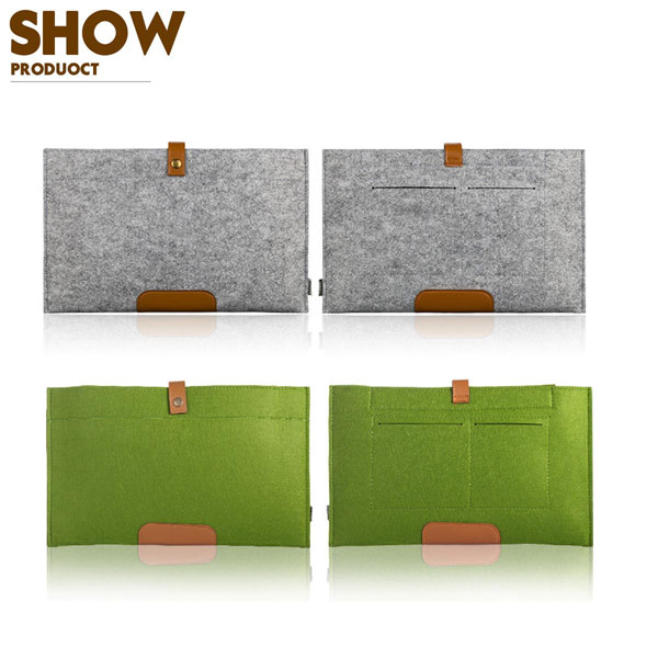 Wool Felt Laptop Notebook Sleeve Cover Bag Case For MacBook Air Pro Retina 12Inch от Banggood INT
