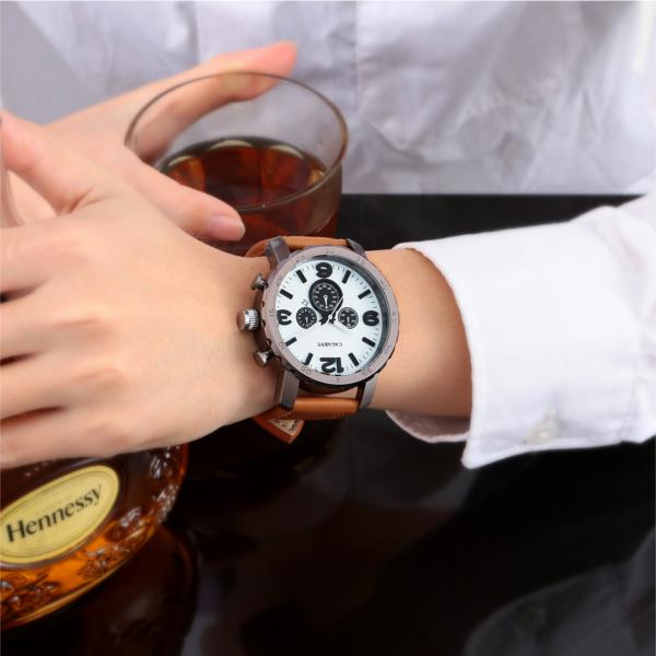 CAGARNY 6845 Business Men Watch Fashion Men Wrist Watch Simple Quartz Watch CAGARNY 6845 Business Men Watch Fashion Men Wrist Watch Simple Quartz Watch at Banggood - 웹