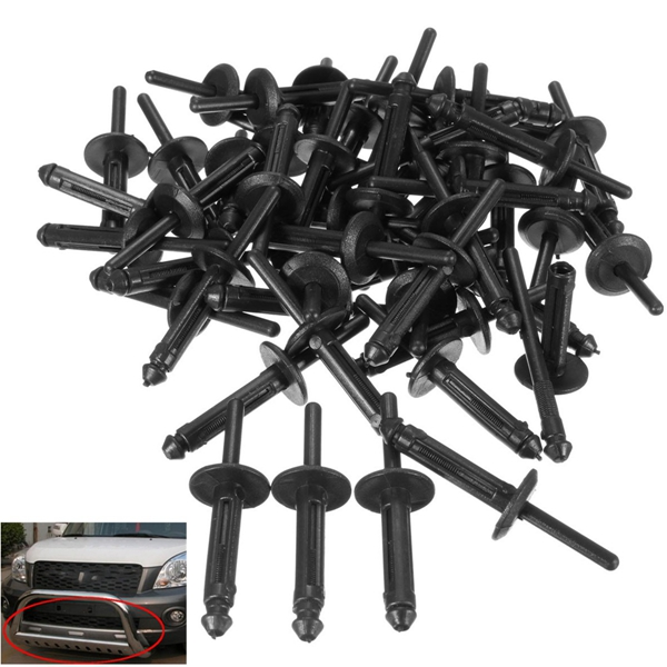 Buy 5Mudguard Fender Bumper Fastener Rivet Clips Jeep Grand Cherokee
