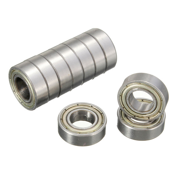 10pcs 8x16x5mm Sealed Ball Bearings Miniature Bearings 688ZZ от Banggood INT