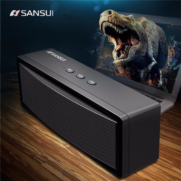 Sansui T18 1200mAh Wireless Bluetooth Subwoofer Speaker