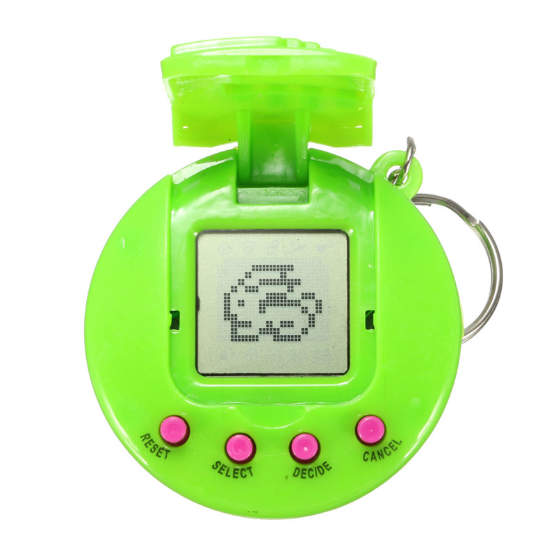 Retro Virtual 49 in 1 Cyber Pets Animals Toy Game Machine Kids Gift - Photo: 6