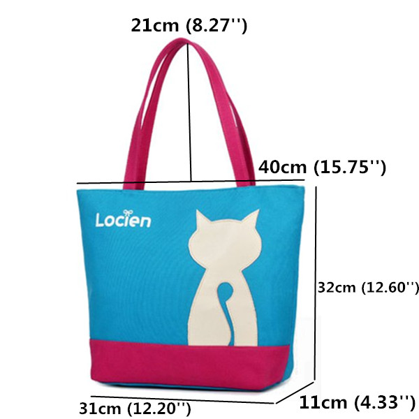 Cat Shopping Bags