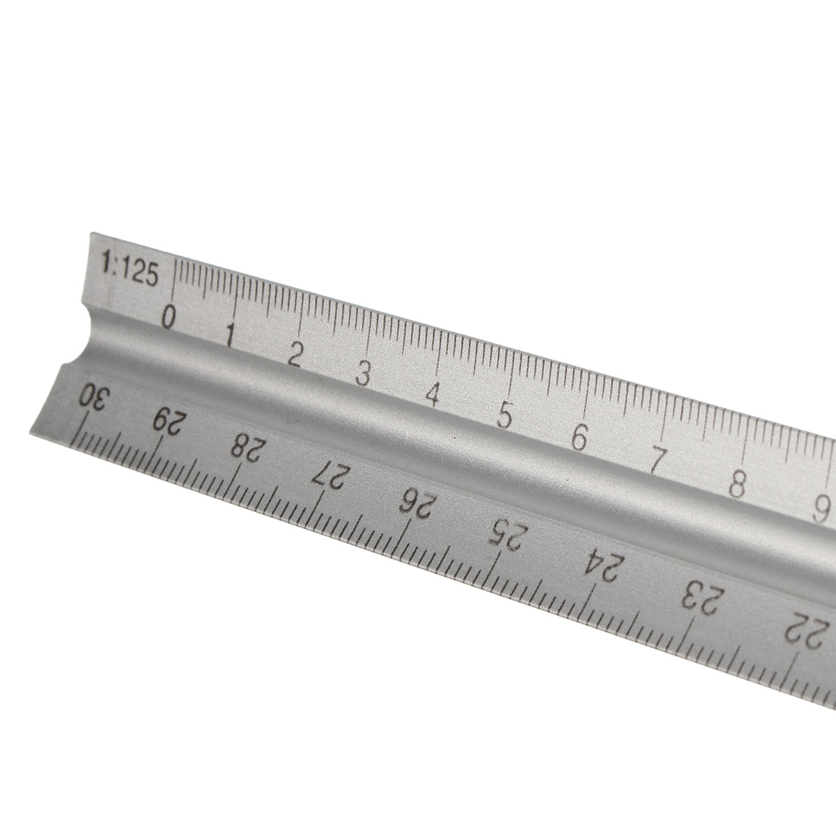 how to read a engineer scale ruler