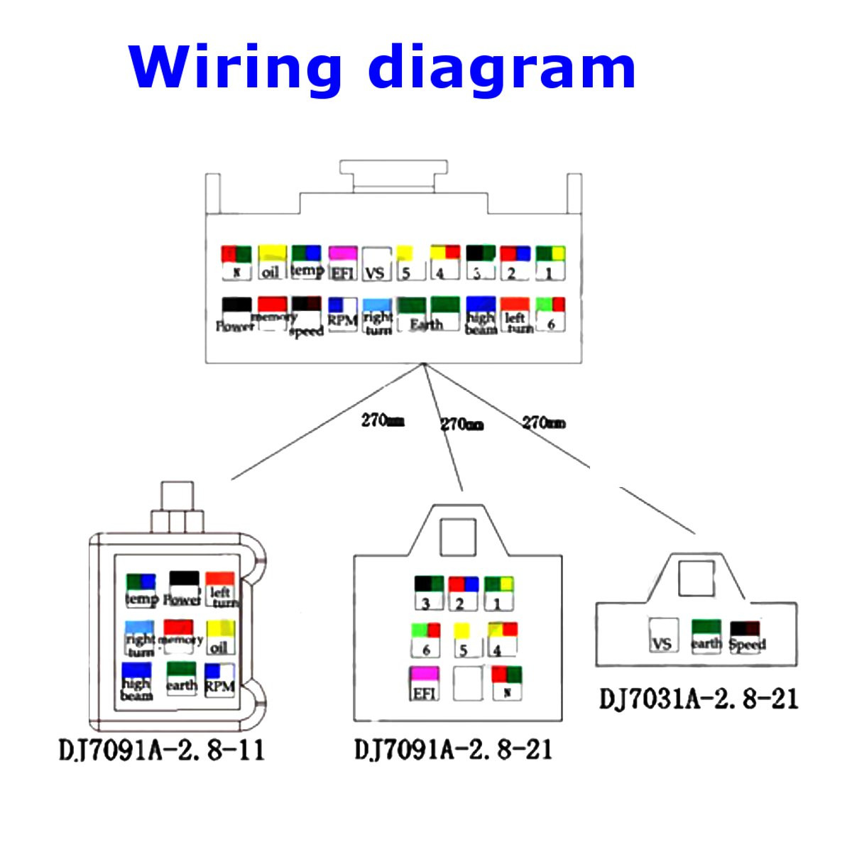 Wiring Diagram Software Motorcycle : Rpm dual blackcolor adjustable motorcycle lcd digital