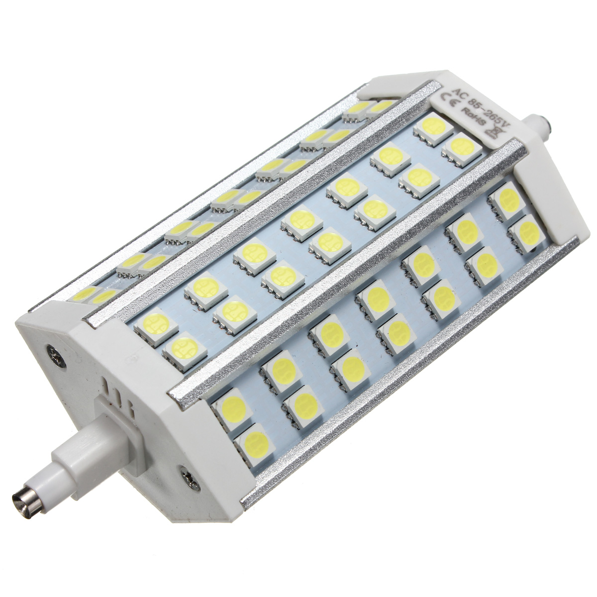 r7s 15w 42 smd 5050 dimmable bright 1100lm led bulb flood light halogen lamp replacement ac 85. Black Bedroom Furniture Sets. Home Design Ideas