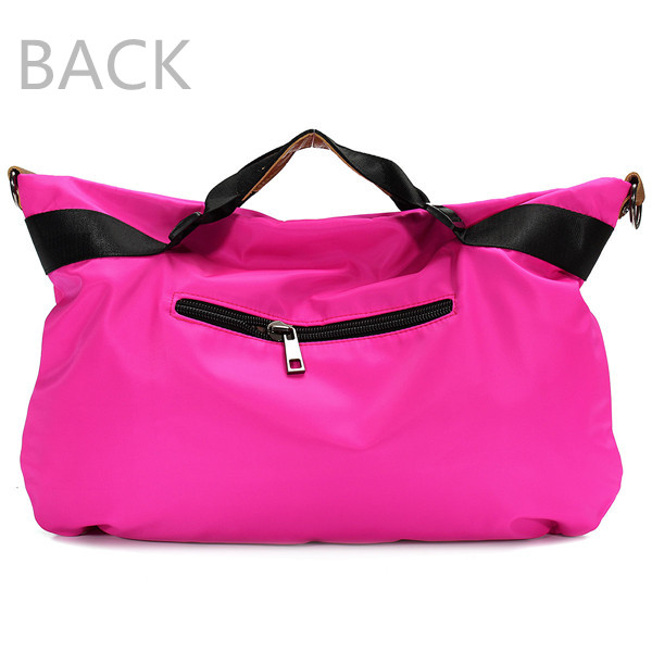 Back View Show of Women PU Leather Bag