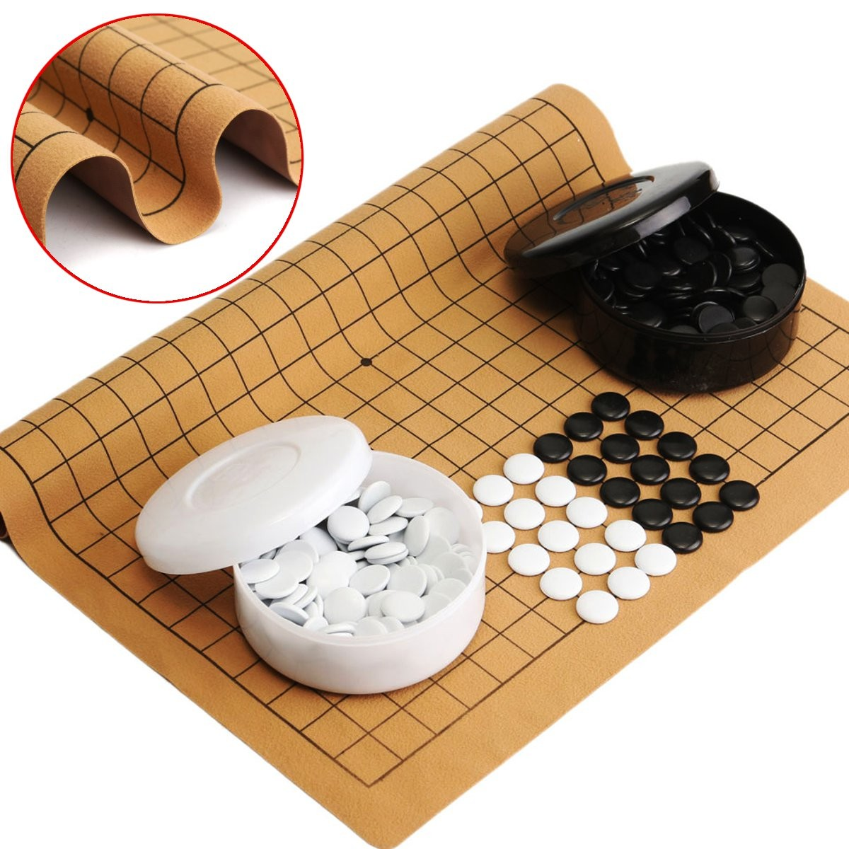chinese game go how to play
