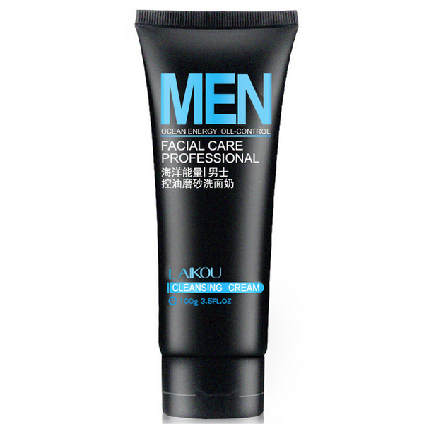 LAIKOU Men Ocean Energy Oil-control Deep Cleansing Facial Cleanser Moisturizing Face Care (Eachine1) West Covina Покупка вещей