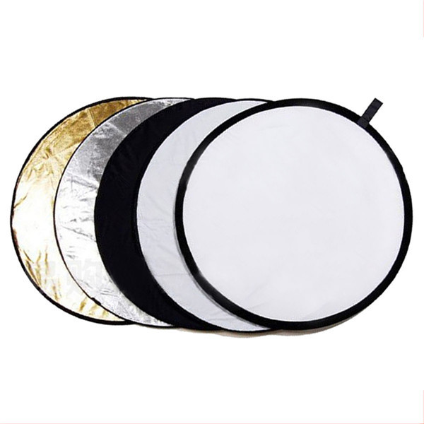 5 in 1 108cm Photography Studio Multi Photo Disc Collapsible Light Reflector от Banggood INT