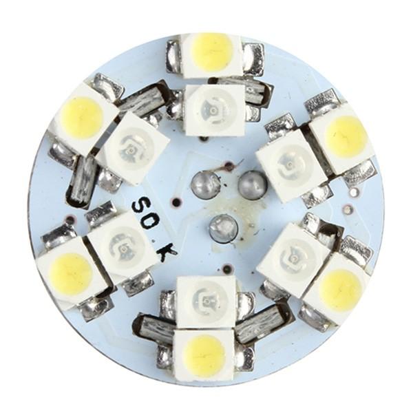 1157ホワイトアンバースイッチバック3528 60SMD LEDテールブレーキ停止電球