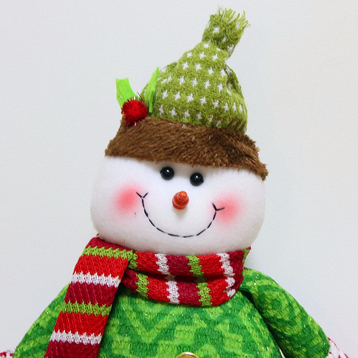 Cute Christmas Idol Toy Santa Claus Snowman Deer Ornaments Gift Xmas Home Decor - Photo: 6