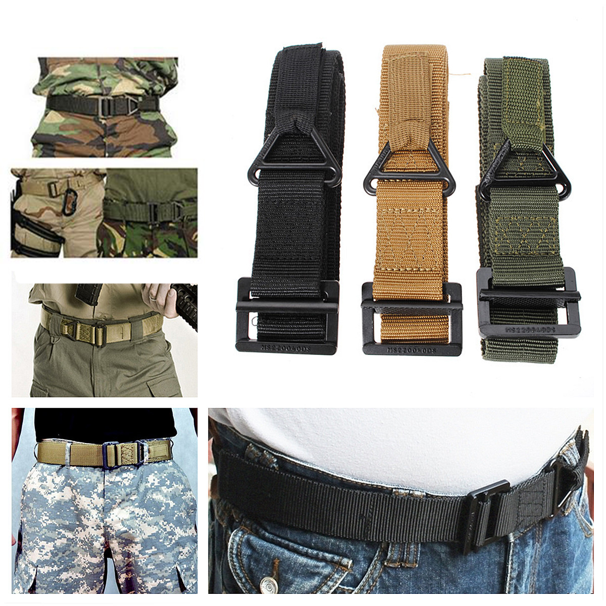 Survival Tactical Waist Belt Strap Military Emergency Rescue Protection Waistband For Hunting цена 2017