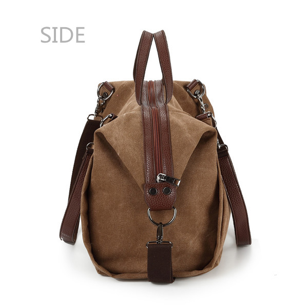Side Of Women Canvas Bags