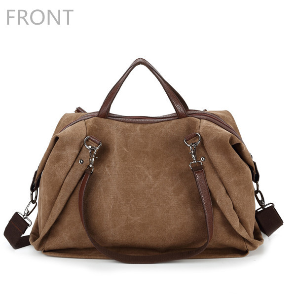 Front Of Women Canvas Bags