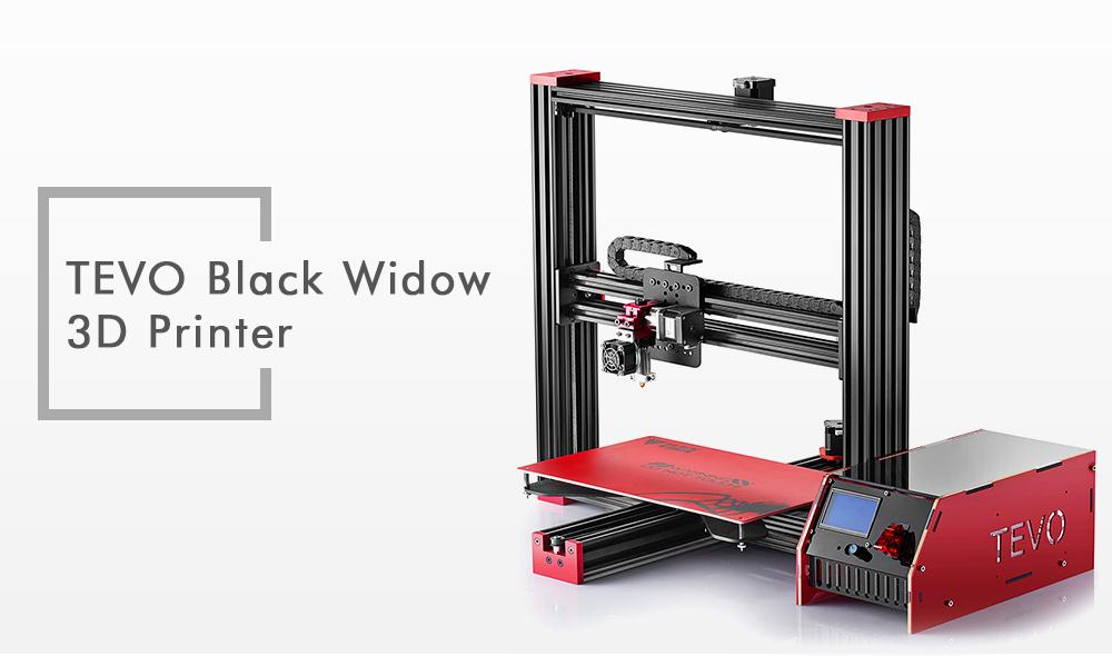 TEVO Black Widow Standard Version DIY 3D Printer Kit