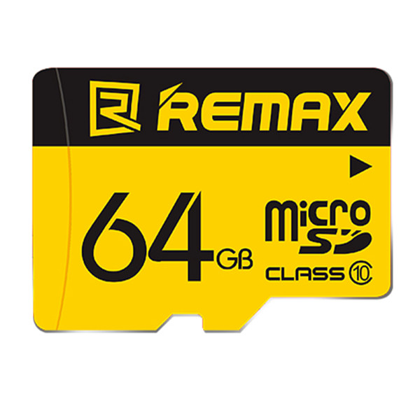 Remax Original 64GB TF Micro SD Class10 High-speed Flash Memory Card remax 64gb class10 high speed memory card micro sd memory card
