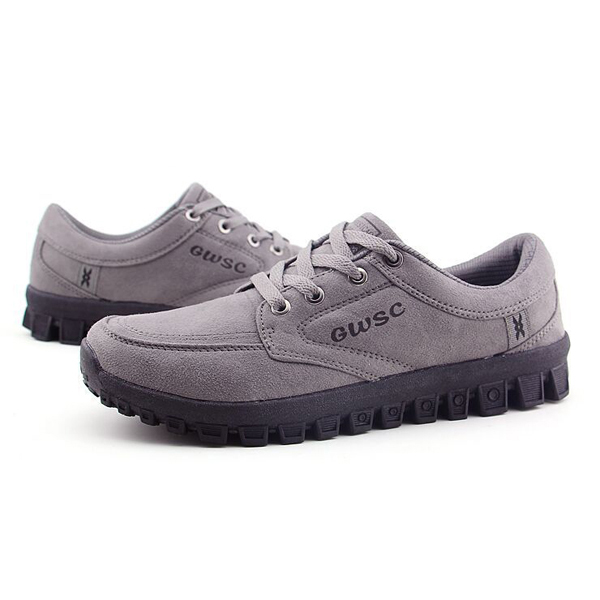 Unisex Shoes Sport Running Outdoor Casual Lace Up Soft Flats