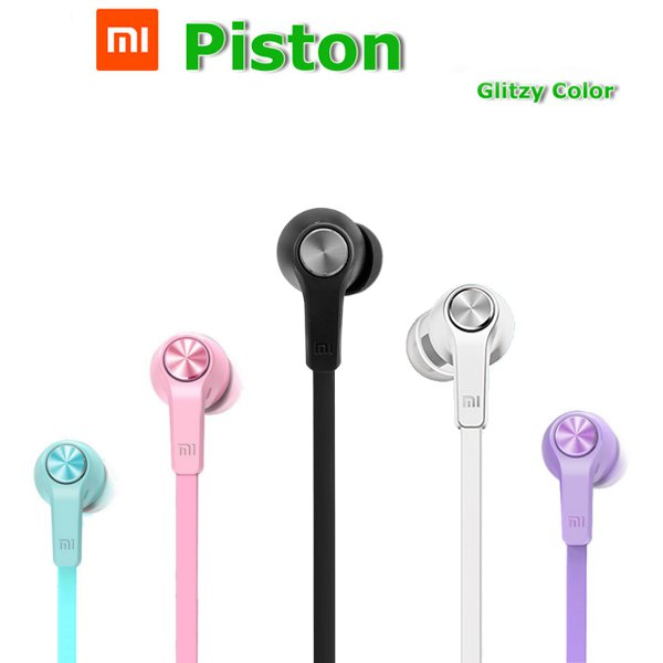 Original Xiaomi Piston Colorful Version In-Ear Earphone Headset Microphone Headphone For iPhone Xiaomi oneaudio original on ear bluetooth headphones wireless headset with microphone for iphone samsung xiaomi headphone v4 1 page 5