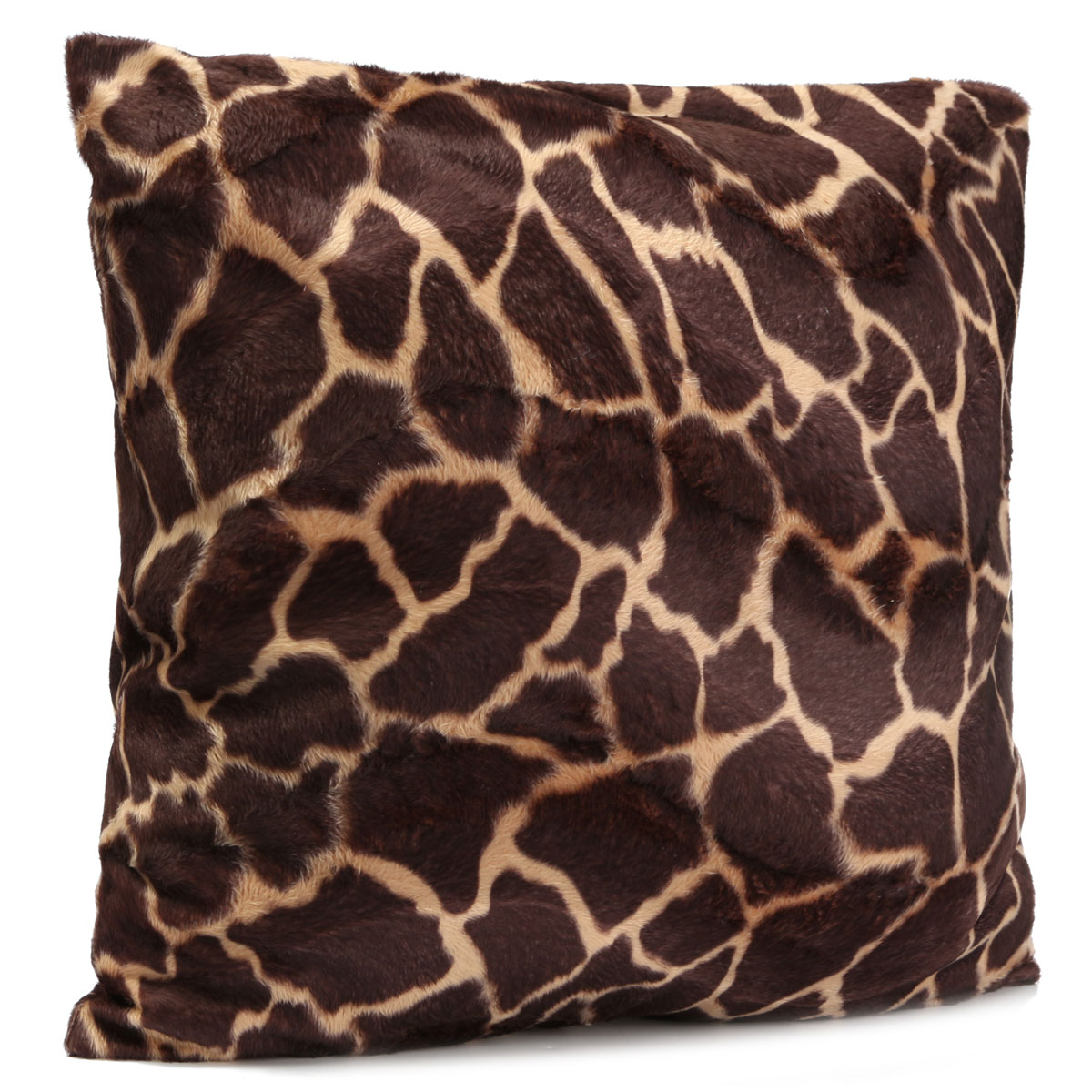 Animal Print Sofa Pillows : Pillows - Leopard Animal Print Pattern Pillow Case Sofa Waist Throw Cushion Cover Home ...