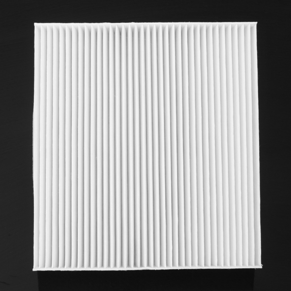 Car Fiber Cabin Air Filter White for Toyota Camry RAV4 2006-2014 Tundra 07-14 Yaris