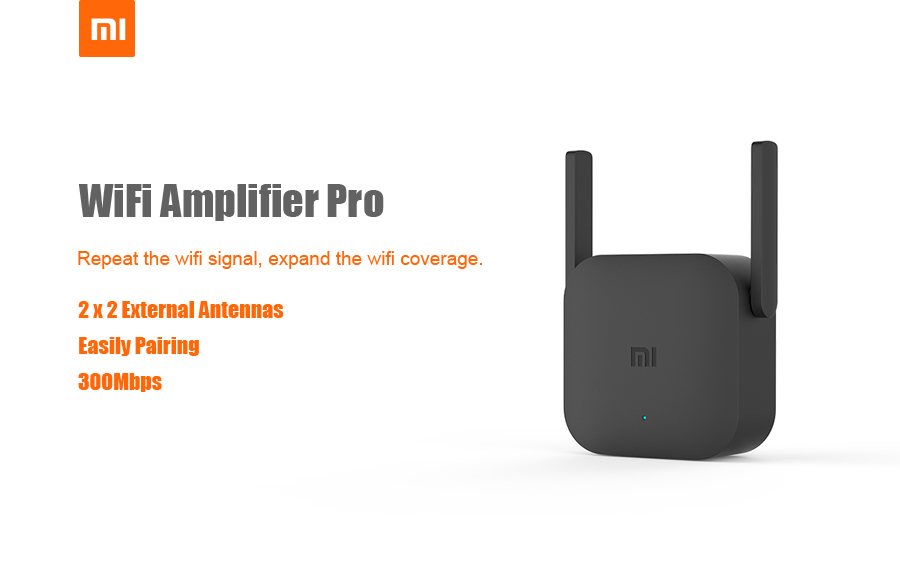 Xiaomi Pro 300Mbps Wireless Wifi Amplifier Extender Repeater 27