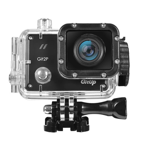 GitUp Git2P Pro 2K WiFi Action Camera 170 Degree