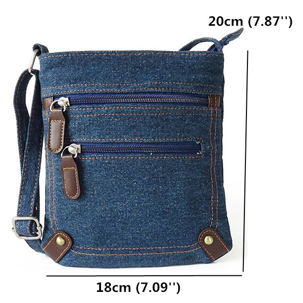 Retro Denim Bags